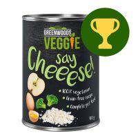 Prämie des Monats: 400 g Greenwoods Veggie Körniger Frischkäse mit Ei, Apfel und Brokkoli
