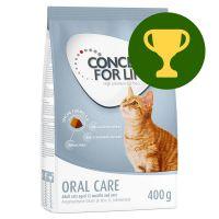 Prämie des Monats: 400 g Concept for Life Oral Care