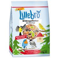 4 kg Lillebro comida para aves selvagens
