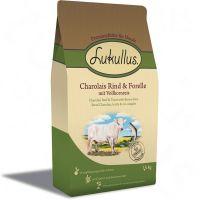 Lukullus charolaiské hovězí & pstruh a celozrnná rýže 1,5 kg