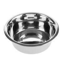 Gamelle en inox pour porte-gamelles pour chien 1,6 L - 21 cm de diamètre