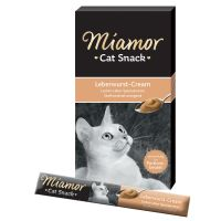 Miamor Cat Snack leverposteikrem