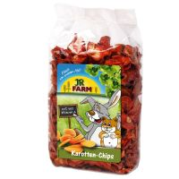 125g JR Farm Carrot Chips Small Pet Snacks