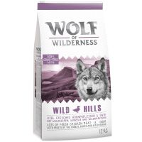 "Reward of the Month - 400g Wolf of Wilderness Adult ""Wild Hills"" - Duck"