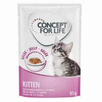 12 x 85 g Concept for Life Kitten - in Gelee