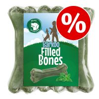 Reward of the Month: Barkoo Filled Chew Bone – Breath (with Mint)