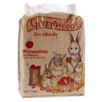 1 kg Greenwoods Wiesenheu, Wildapfel