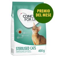 Concept for Life Sterilised Cats 400 g