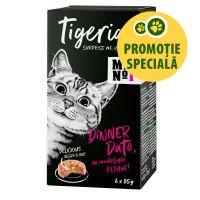 Tigeria 6 x 85 g Mix 1