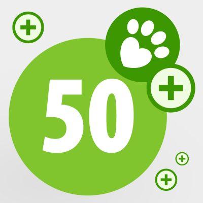 Darujte 50 zooBodov