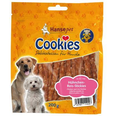 200g Cookie's Delicatessen Chicken and Rice Sticks