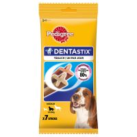 7 x Pedigree DentaStix M (180 g)