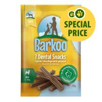 120g Barkoo Mini Dogs Dental Snacks