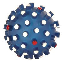 6.5cm Trixie Spiky Dog Ball