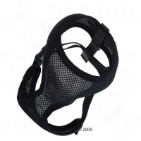 Soft Dog Harness - Small Black