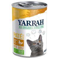 Yarrah Bio pâté fisk 6 x 400 g