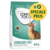 Concept for Life Sterilised Cats Kattenvoer