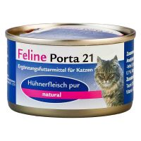 90 g Feline Porta 21 - Hühnerfleisch