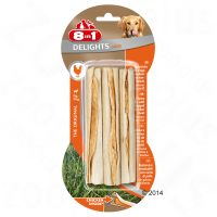 8in1 Delights Sticksuri de ros 3 bucăți sticksuri (75 g)