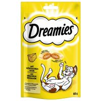 60 g Dreamies Cat pochoutka - sýrová