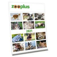zooplus Kalender 2021