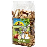 250g JR Farm Apple Chips Small Pet Snacks