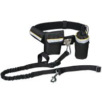 100-135cm Trixie Hands Free Waist Dog Lead