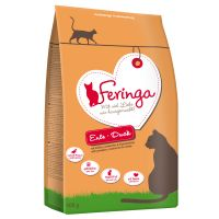 400g Feringa Adult Cat Food - Duck