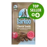 Barkoo Dental Snacks - for mellomstore hunder (7 stk)
