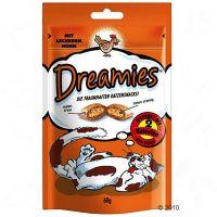 Dreamies mačji prigrizek s piščancem, 60 g