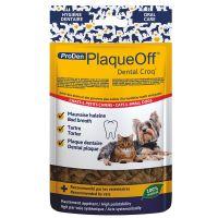 ProDen PlaqueOff Dental Bite Snackuri dentare pentru câini mici 60 g