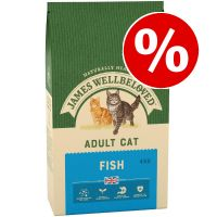 Reward of the Month: 300g James Wellbeloved Adult Cat - Fish