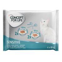 Concept for Life Sensitive 4 x 85 g