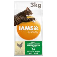 3 kg IAMS for Vitality Adult Chicken