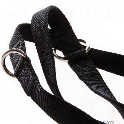 200cm Hunter Vario Basic Dog Lead - Black