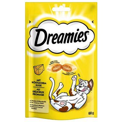 Dreamies macskacsemege - sajttal 60g