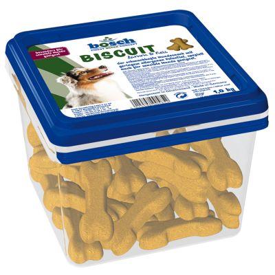 1kg bosch Biscuit Lamb & Rice