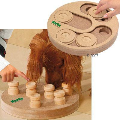 Jouet pour chien Karlie Doggy Brain Train 2 en 1 pour petites races
