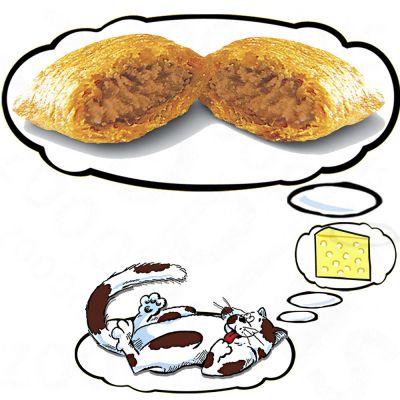 60g Dreamies Cat Treats - Cheese