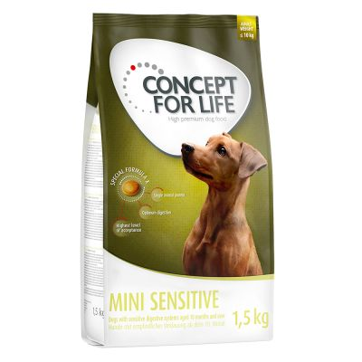 4kg Concept for Life Mini Sensitive