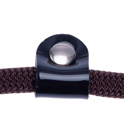 170cm Hunter Retriever Slip Lead - Black