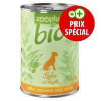 Offre d'essai : zooplus Bio 1 x 400 g pour chien