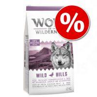 Produit du mois : Wolf of Wilderness Adult Wild Hills canard 400 g