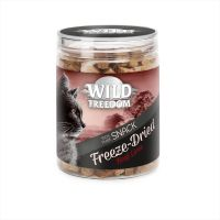 60 g Wild Freedom Freeze Dried Snacks, naudanmaksa