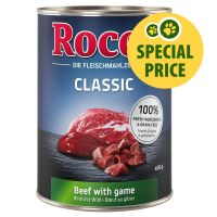 400g Rocco Classic Beef with Game