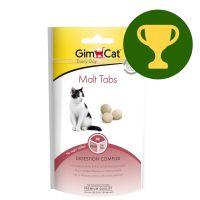 Månedens premie: GimCat Malt Tabs 40 g