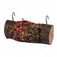 Mr Woodfield Roll 'n' Fun Small Pet Nibble Log