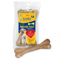 Cookies Kauknochen Seaside Bone (mit Pansen & Fisch)