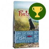 Reward of the Month - 400g Purizon Adult Fish Dry Cat Food