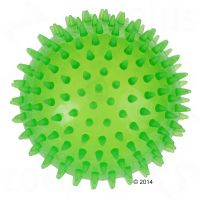 Palla gioco Spiky Ball large in TPR Ø 12 cm